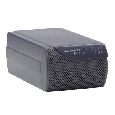 SNAPserver SNAPserver 210 compact desktop RAID storage