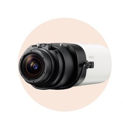 Hanwha Techwin America SNB-9000 4K UHD & 12Megapixel Network Camera