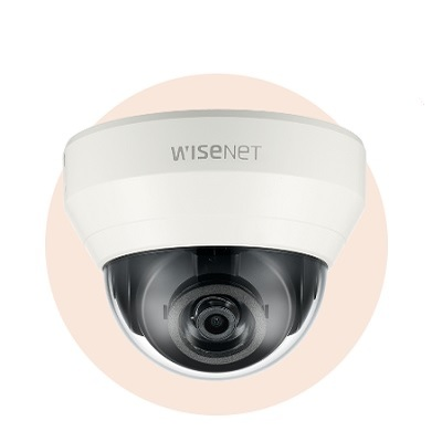 Hanwha Techwin America SND-L5013 1.3M HD Network Dome Camera