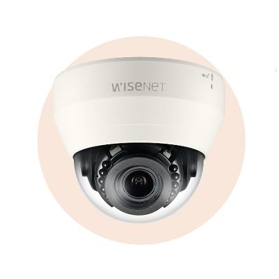 Hanwha Techwin America SND-L6083R 2M Network IR Dome Camera