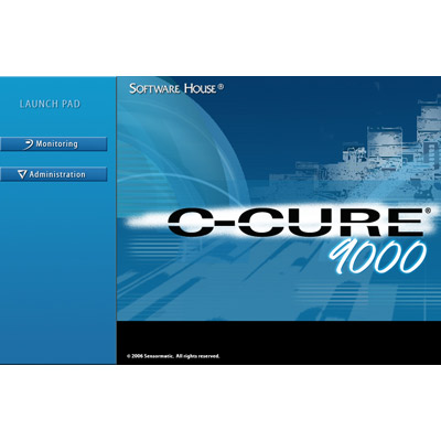 Software House C-Cure 9000 Access control software