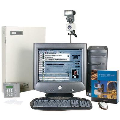 Software House CC800-NETVUEI Access control software