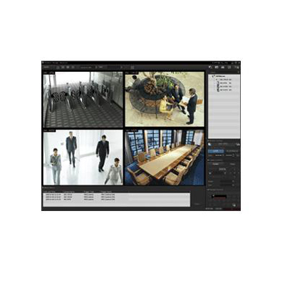 Sony IMZ-NS109M intelligent monitoring software for 9 cameras