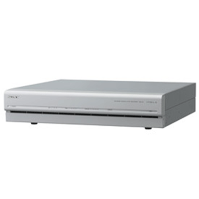 Sony introduces the NSR-1200/4T DVR with high capacity hard disk