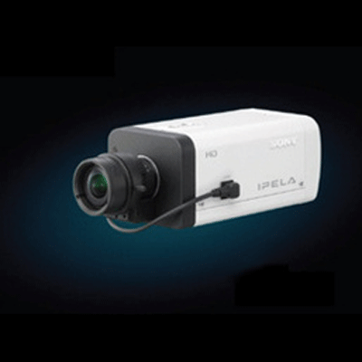 Sony SNC-CH220 IP camera with power over ethernet capability
