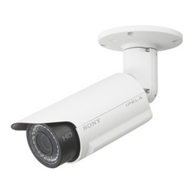 Sony SNC-CH260 outdoor network security camera with IR illumination