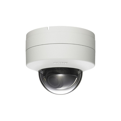 Sony SNC-DH140T minidome tamper proof network security camera with 600 TVL