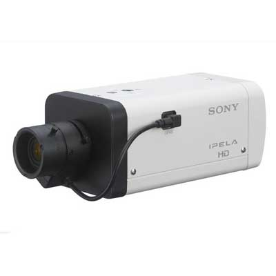 Sony SNC-EB600 true day/night network fixed HD camera with IPELA ENGINE technology