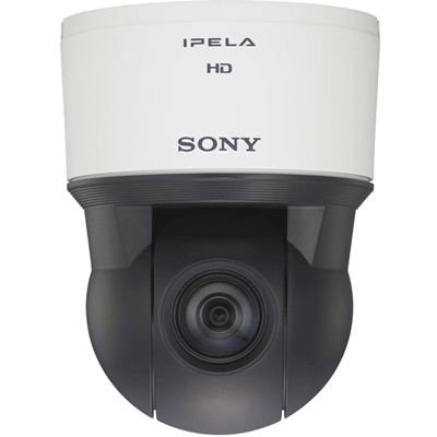 Sony SNC-ER550 network rapid dome camera - E Series