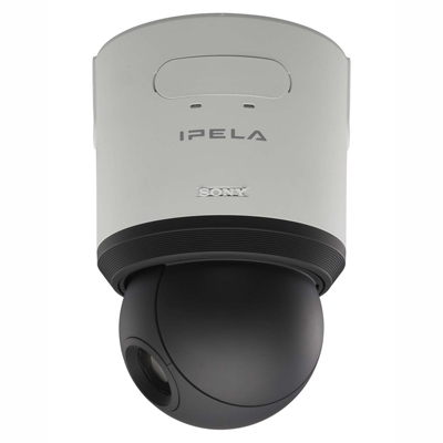 Sony Professional unveils the world's first high-definition intelligent PTZ network security cameras