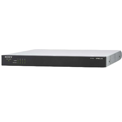Sony SNT-RS1U video network station with 16 channels