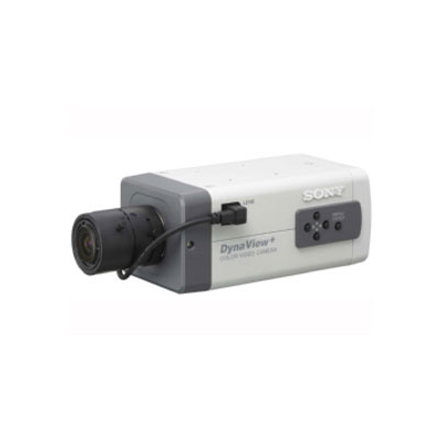 Sony SSC-DC693P incorporates a 1/3-type image sensor with dynaview+ technology