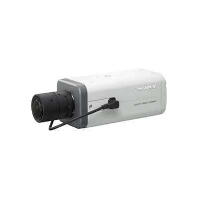 Sony SSC-E413P 1/3-type Super HAD CCD II colour video camera