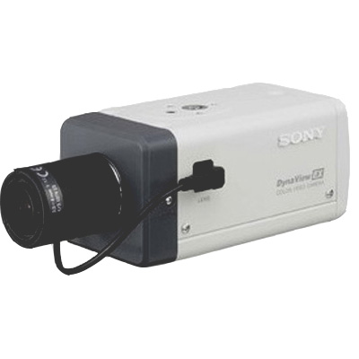 Sony SSC-G928 indoor/outdoor fixed box camera