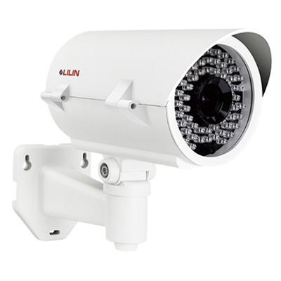 LILIN SR7424EX3.6 Day & Night 1080P 60FPS HD Vari-Focal IR IP Camera