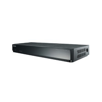 Hanwha Techwin America SRN-473S 4CH Network Video Recorder With PoE Switch