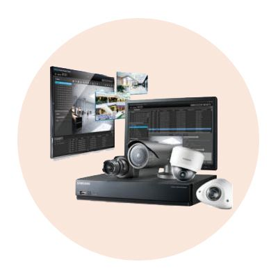 Hanwha Techwin SSM Mobile CCTV software