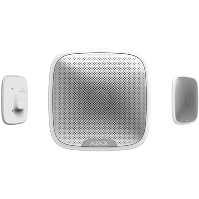 Ajax StreetSiren wireless outdoor siren