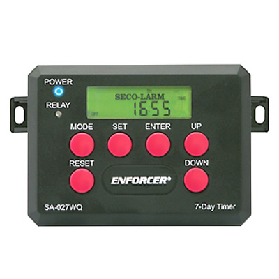 Superior Electronics SA-027WQ is a 7 day timer