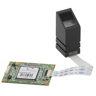 Suprema SFM3030-OD is a standalone fingerprint module