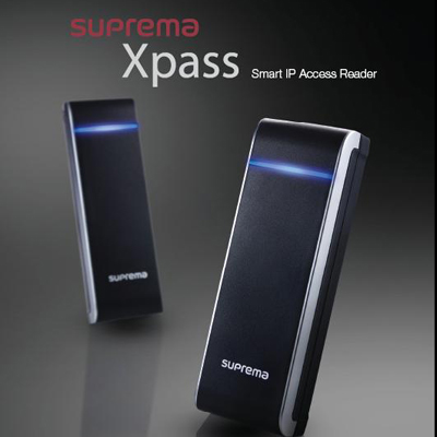 Suprema Xpass XPE-E IP-based reader and controller