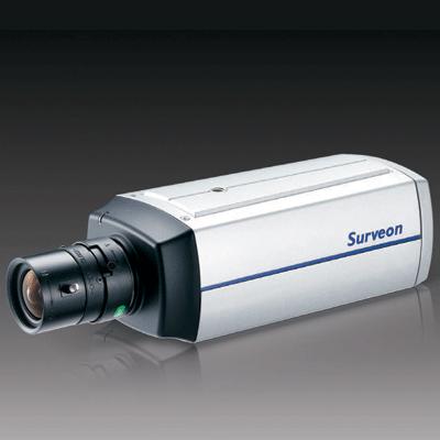 Surveon CAM2101 IP camera with IR-cut filter