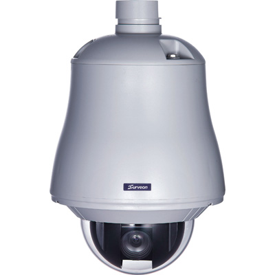 Surveon CAM6160 day/night outdoor speed dome network camera