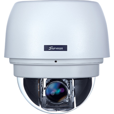 Surveon CAM6181 36x day/night speed dome network camera