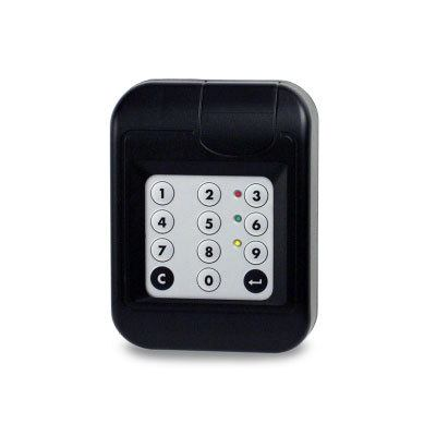 AMAG SR-F2FR-KP-B Multi-Technology Card Reader