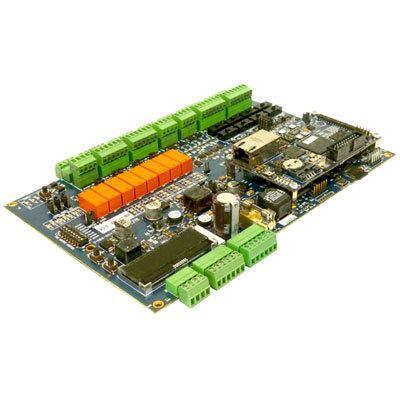 AMAG Symmetry M4000 database door controller