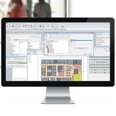 AMAG Symmetry Professional v9 Access Control Software