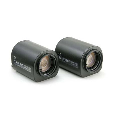 Tamron 12PZG10x8C CCTV lense 1/2 8~80 mm F/1.8 compact zoom