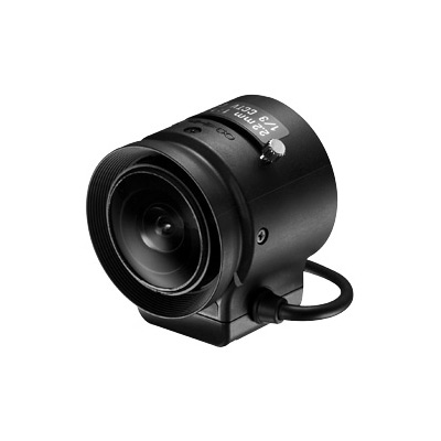 Tamron 13FG22IR-SQ ultra wide lens with 2.2 mm focal length