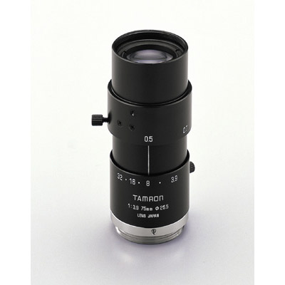Tamron 23FM75L high performance fixed-focal lens for megapixel camera with 75 mm focal length