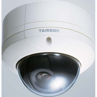 Tamron releases mini-dome camera with 12x built-in high-magnification zoom lens