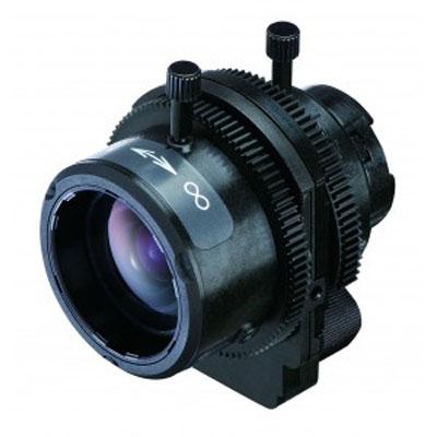 Tamron DF204 near IR corrected/3 MP lens for surveillance integrated vari-focal lens
