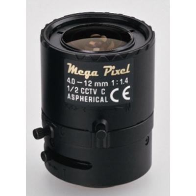 Tamron M12VG412 1/2'' varifocal lens with auto iris