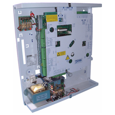 TDSi has launched a re-designed power supply unit for its EX series access control units