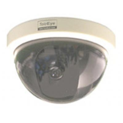 TeleEye DF116 1/3 indoor vandal resistant colour dome camera