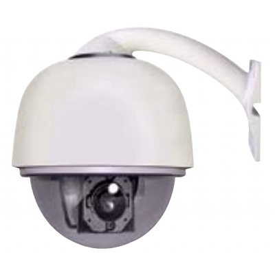 TeleEye DM563 outdoor speed dome camera