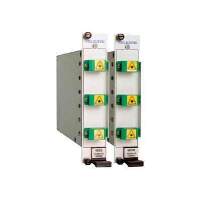 Teleste 1310/1550 wavelength division multiplexer