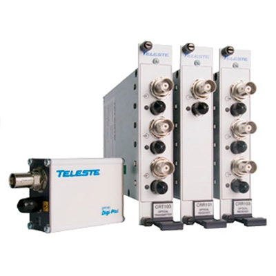 Teleste CFO100 1 channel video link