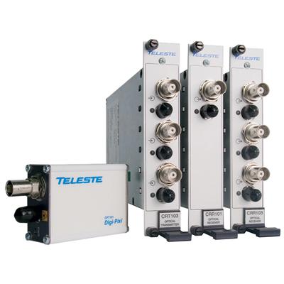 Teleste CRT103 CFO card for video transmitter