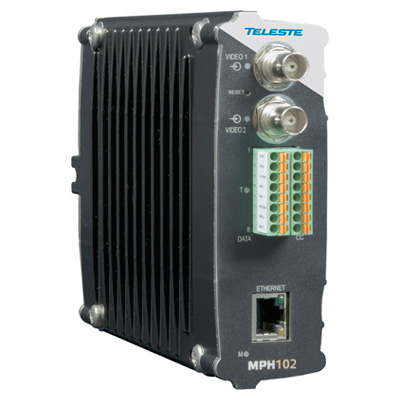 Teleste's MPH100 Encoder With Industry Leading Reliability
