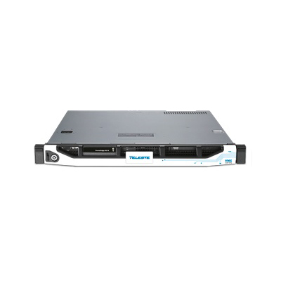 Teleste SC1201-2.2 standard server for 50 cameras and 4 users