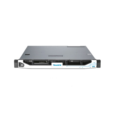 Teleste SNR211 – 2.2 Standard Network Video Recorder With 2TB Storage