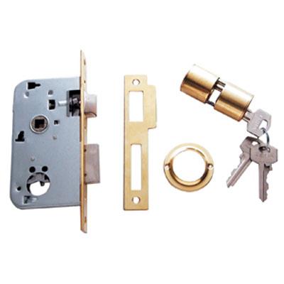 TESA 2000 entrance mortice lock