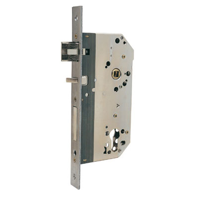 TESA 2UB0F mortice lock for wooden doors