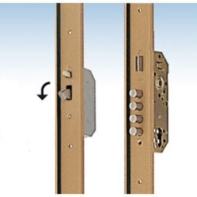 TESA CANB automatic corner guard series Mechanical digital lock