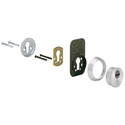 TESA E800 security escutcheon